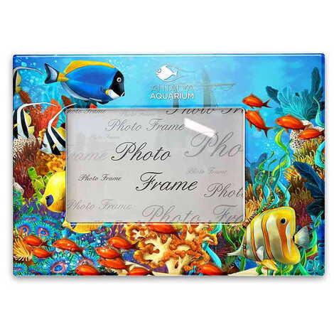 Aquapark Temalı Myros Fotoğraf Çerçevesi 13x18 cm