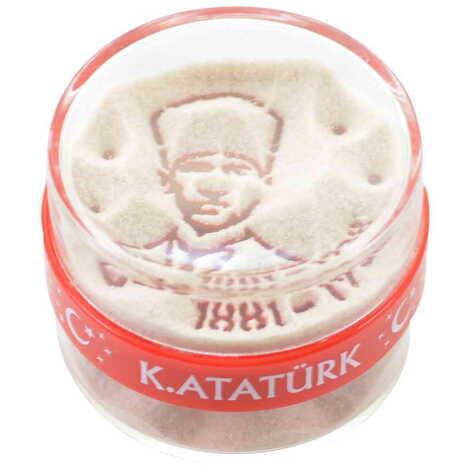 Atatürk Temalı Sihirli Kum Küre