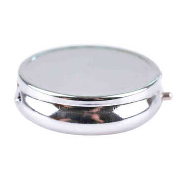 Baskısız Metal Cep Küllük 50x15 mm - Thumbnail