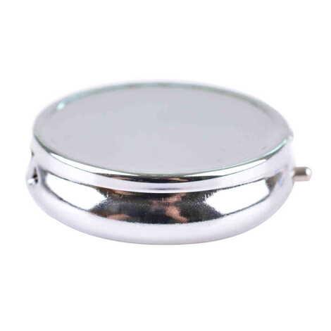 Baskısız Metal Cep Küllük 50x15 mm