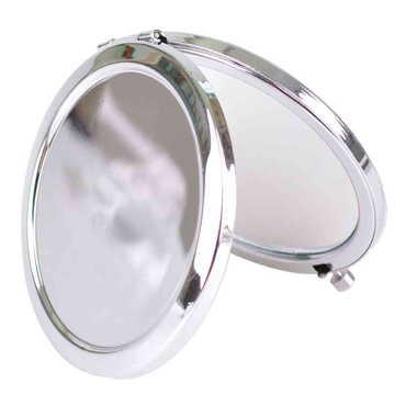 Baskısız Metal Yuvarlak Ayna 70x11 mm - Thumbnail