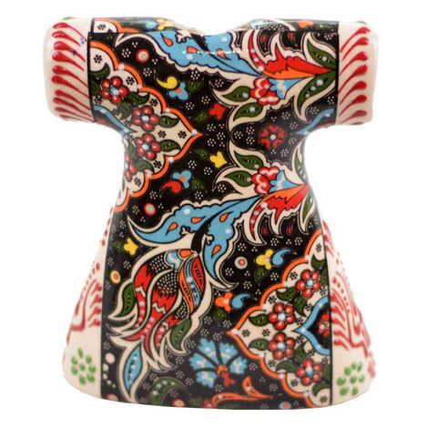 Çini Özel Kabartma Kaftan 15 cm