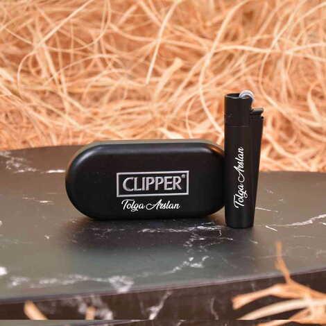 Clipper Metal Çakmak