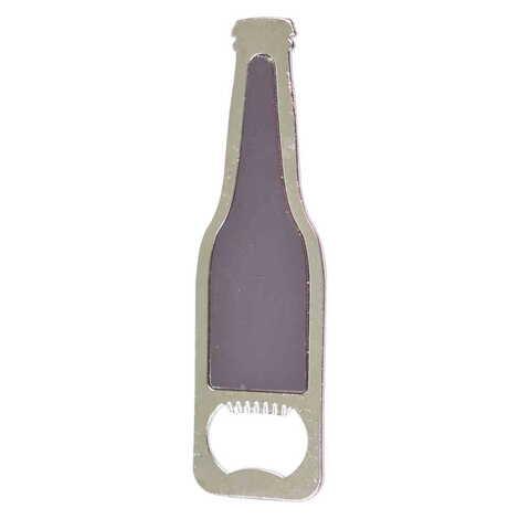 Fethiye Temalı Myros Metal Bira Şişesi Açacak Magnet 130x39 mm