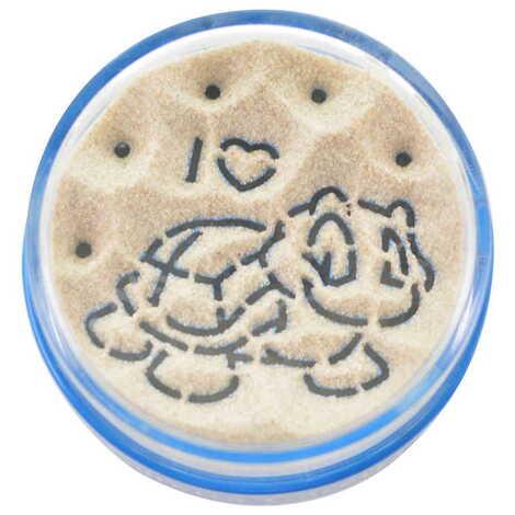 Kaplumbağa Temalı Sihirli Kum Küre