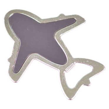 Kemer Temalı Myros Metal Uçak Açacak Magnet 105x89 mm - Thumbnail