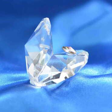 Kristal İstiridye No:2 Biblo - Thumbnail