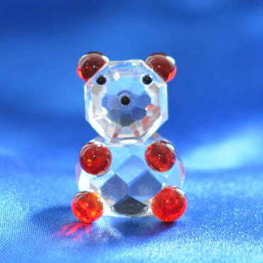Kristal Panda No:1 Biblo - Thumbnail