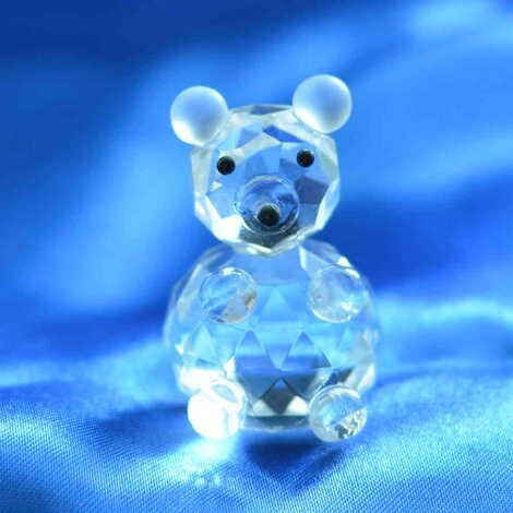 Kristal Panda No:2 Biblo