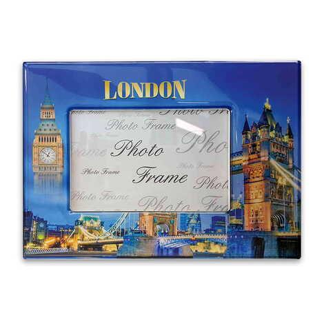 Londra Temalı Myros Fotoğraf Çerçevesi 13x18 cm