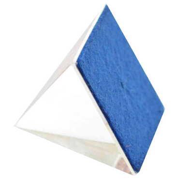 Mandala Temalı Piramit Kağıt Ağırlığı 5 cm - Thumbnail