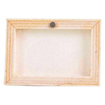 Müze Temalı Kanvas Şövale Tablo 70x100 mm - Thumbnail