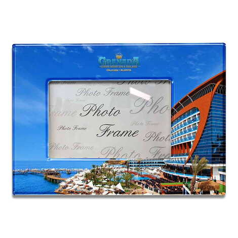 Otel Temalı Myros Fotoğraf Çerçevesi 10x15 cm