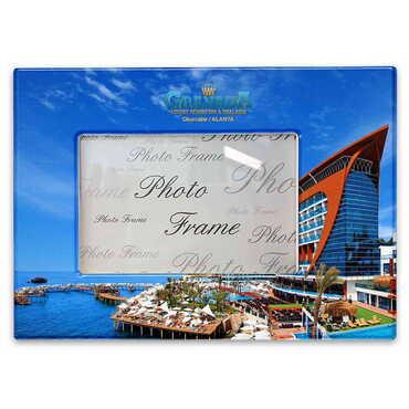 Otel Temalı Myros Fotoğraf Çerçevesi 15x20 cm - Thumbnail