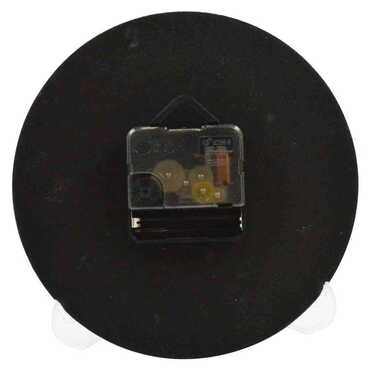 Side Temalı Myros Yuvarlak Saat 17 cm - Thumbnail