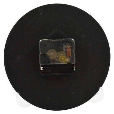Side Temalı Myros Yuvarlak Saat 20 cm - Thumbnail