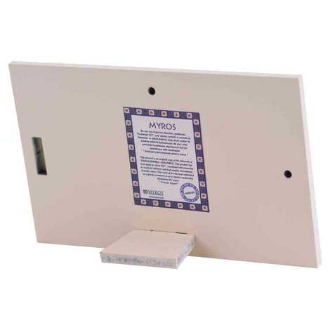 Tablo Ayasofya Beyaz 78x125 mm