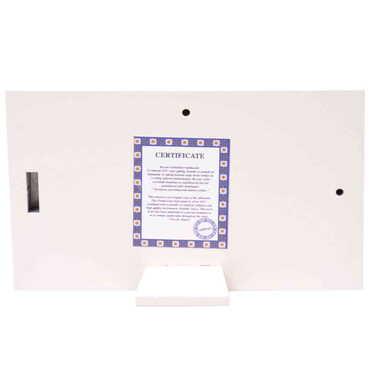 Tablo Kemer Beyaz 78x125 mm - Thumbnail